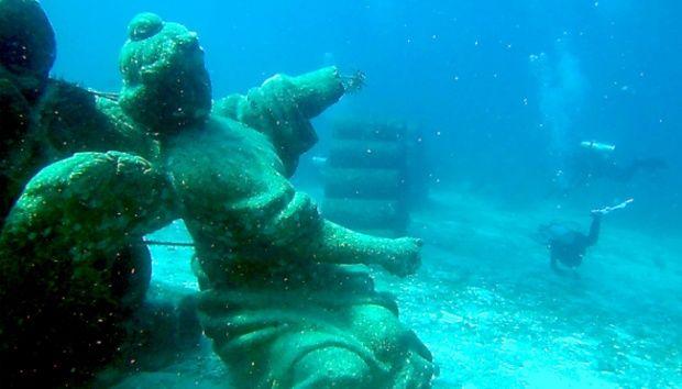 Ini Bukti Baru Bekas Kota Atlantis Ada di Laut Jawa