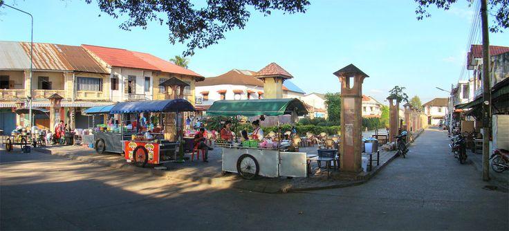Thakhek centre