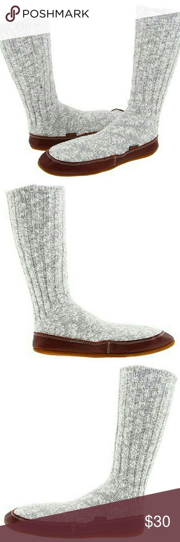Acorn womens sock slippers Brand new super comfortable women's sock slippers Acorn Shoes Slippers