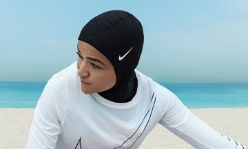 Nike Launches Lightweight Pro Hijab To Help More Muslim Women And Girls Access Sport | The Huffington Post