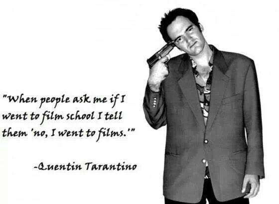 Quentin Tarantino #quotes #films #director