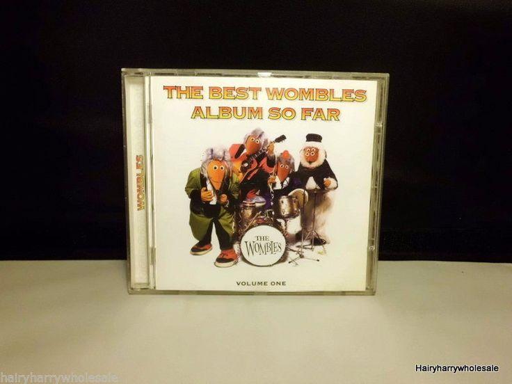 ★ The Wombles - Best Wombles Album So Far, Vol. 1 (1998) ★