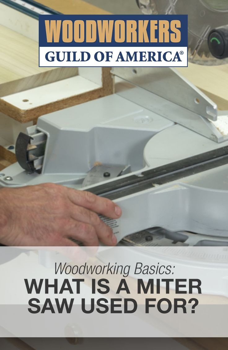 What is a Miter Saw Used For? | WWGOA