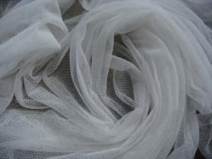 Silk Tulle Knitted Jersey Fabrics: