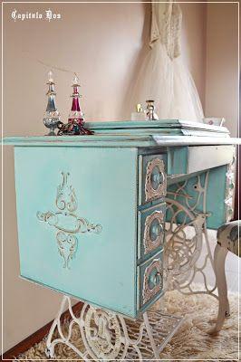 Las 25 mejores ideas sobre decoraci n chic antiguo en for Casa muebles singer villavicencio