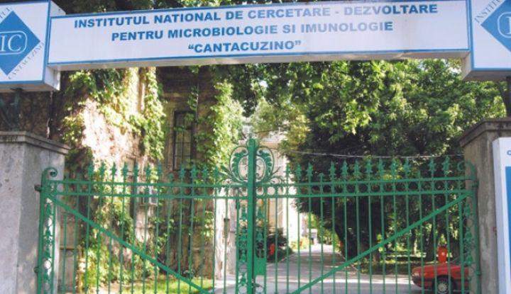 Institutul Cantacuzino din Capitala va prelua o parte din productia de medicamente de la Iasi