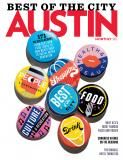 Read this great issue of Austin Monthly on the plane!