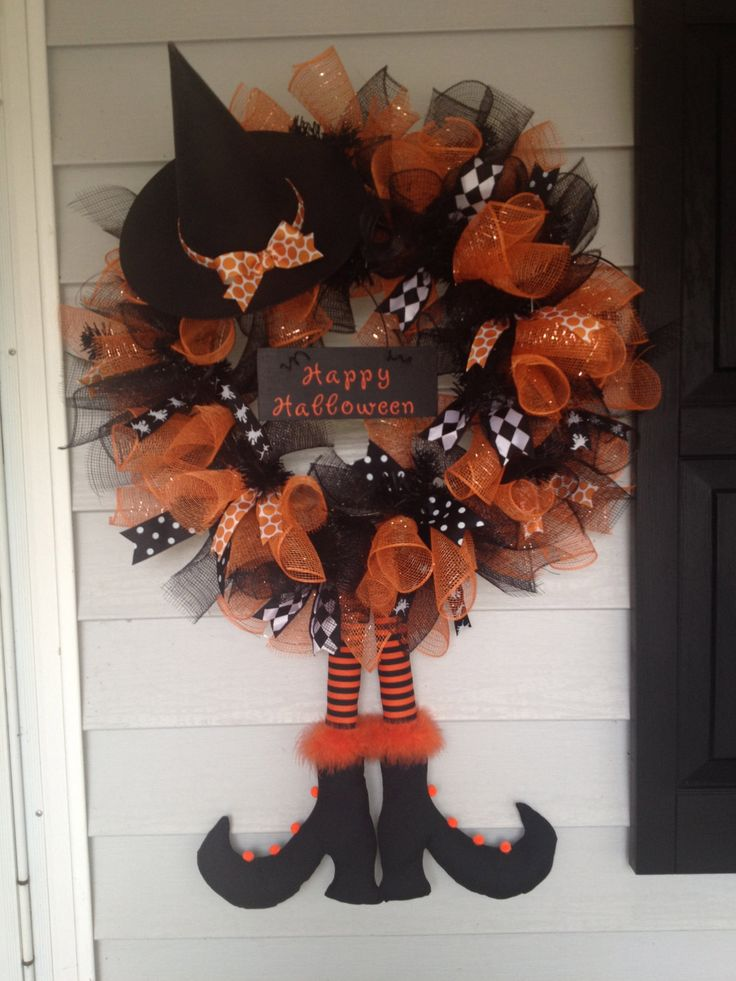 289 best images about Halloween crafts !!! on Pinterest - Cute Witch Decorations