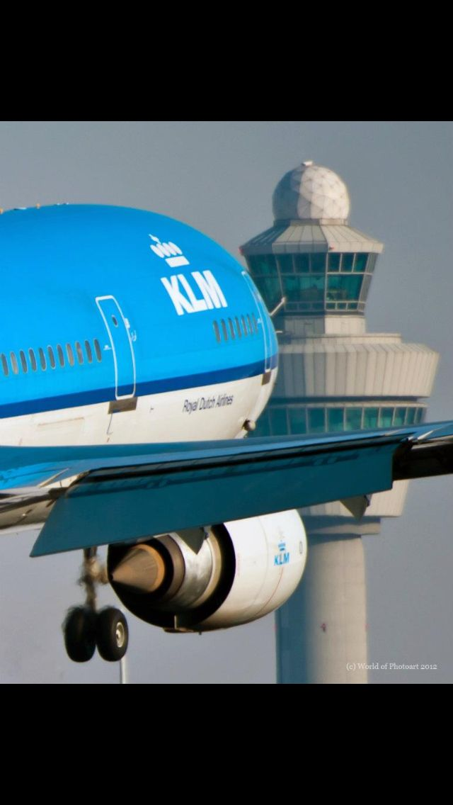 KLM the Royal Dutch Airline
