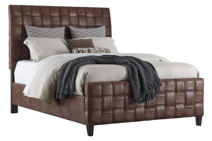 Hillsdale Furniture 2006BQR Riley Bed Set - Queen - Bed Rails Included