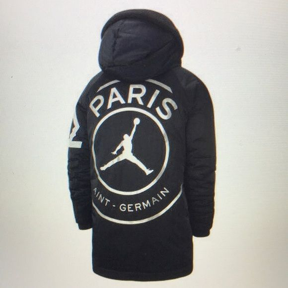 winter jacket paris saint germain