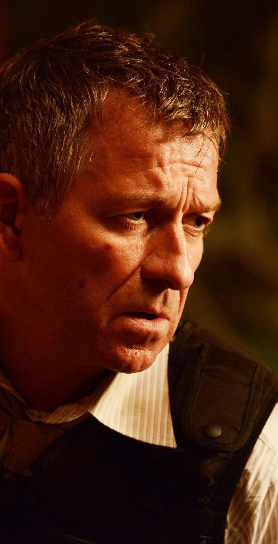 Gotham 2x11 - Alfred Pennyworth (Sean Pertwee) HQ