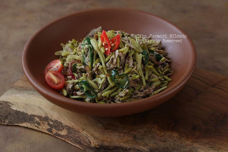 Sauteed Papaya Flower by Tika Hapsari Nilmada from Cooking Chapter