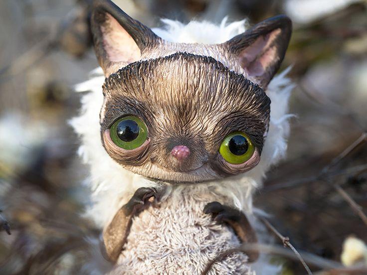 Невероятно милые создания, в которых невозможно не влюбиться.
