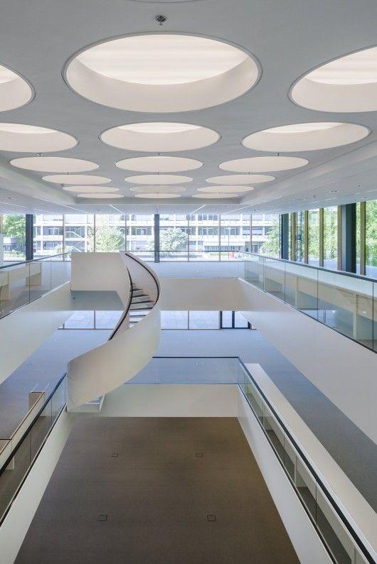 Architects: Benthem Crouwel Architects Location: Montessorilaan 10, Radboud University Nijmegen, 6525 HR Nijmegen, The Netherlands Lead Architects: Mels