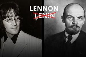 Not back to the USSR! Beatles star John Lennon gets a street named after him in Ukraine