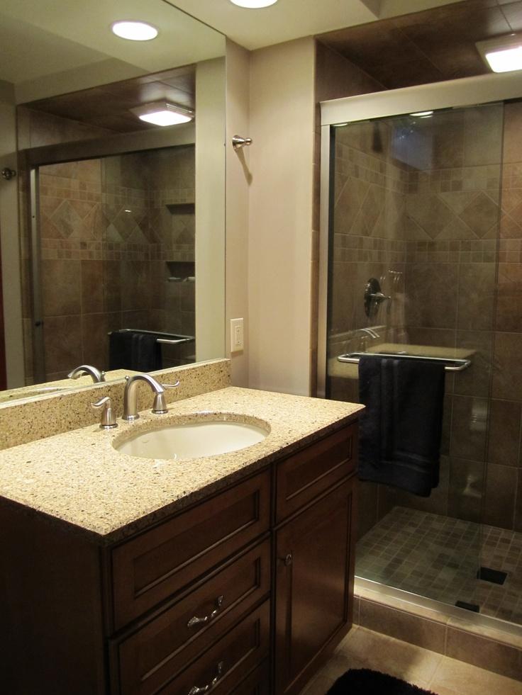 64 best bathroom ideas images on pinterest bathroom ideas bathroom designs and construction - Pioneering bathroom designs ...