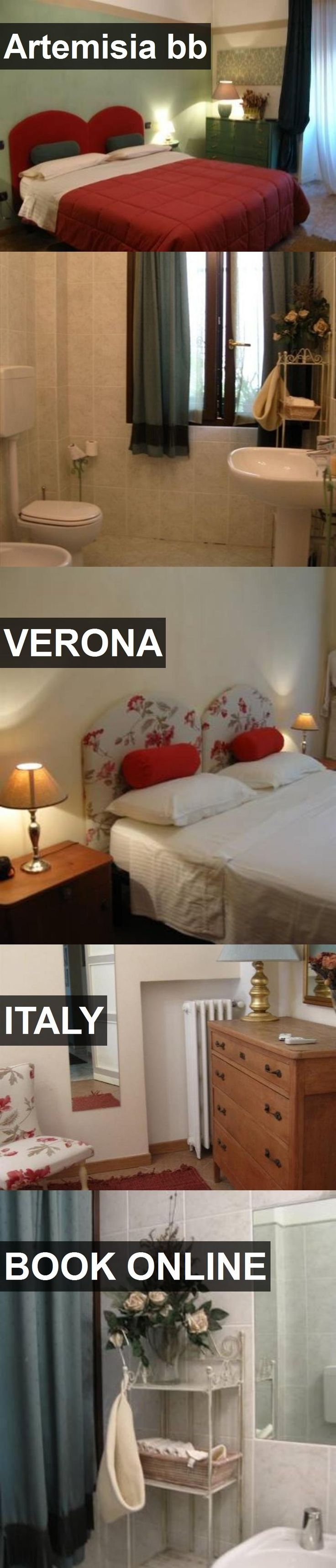 Hotel Artemisia bb in Verona, Italy. For more information, photos, reviews and best prices please follow the link. #Italy #Verona #Artemisiabb #hotel #travel #vacation