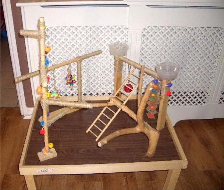 59 best images about diy pet playgrounds on pinterest for Diy cat playground