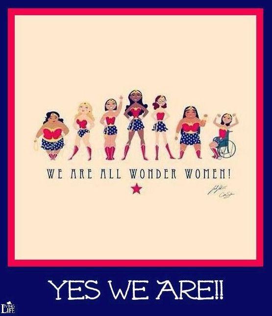Inspirational super woman quote via Living Life at www.Facebook.com/KimmberlyFox.39