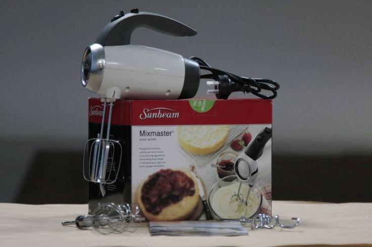 Sunbeam Mixmaster - Hand Mixer |
