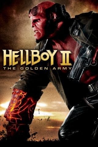 Hellboy II: The Golden Army (Hellboy 2)