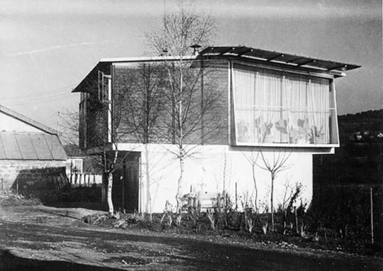 jean prouv prouv office max ville nancy france 1947 architectes r f rences. Black Bedroom Furniture Sets. Home Design Ideas