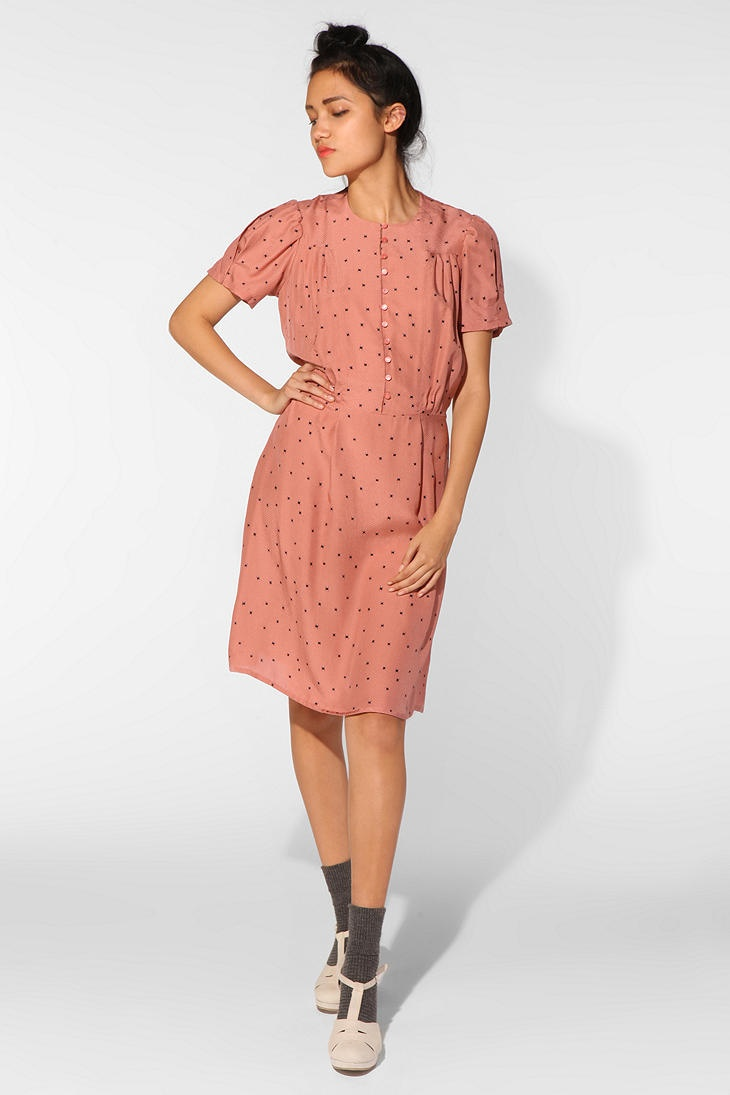 Sessun Capricorn Silk Dress