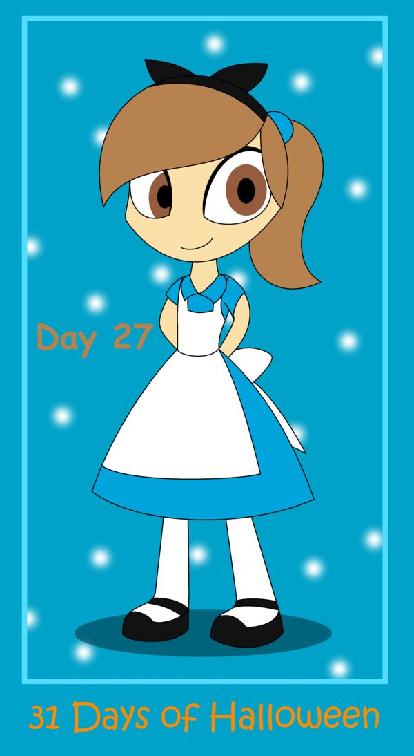 31 Days of Halloween - Day 27 by AnimalComic96 on deviantART