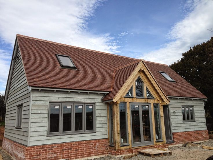Forty Acres Self Build Story Border Oak Houses