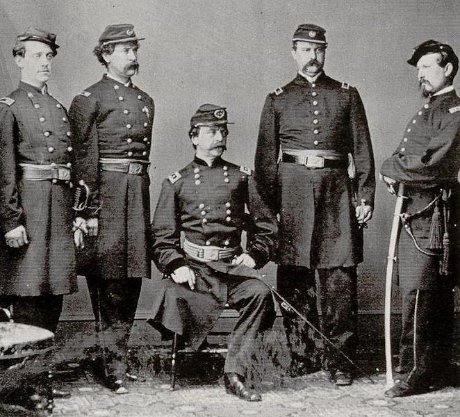 a comparison of the civil war generals What were the similarities and differences between northern and southern aims and strategies during the american civil war.