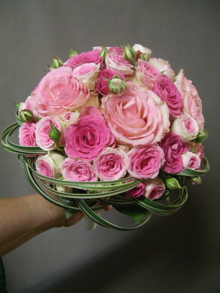 Exceptionnel 467 best Roses images on Pinterest | Bridal bouquets, Floral  HE04