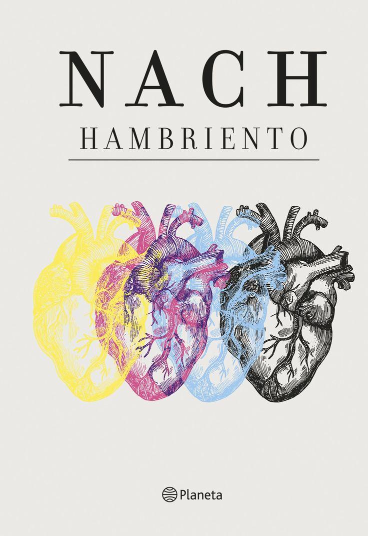 Hambriento, de Nach. El primer libro de poesía del artista de hip-hopNach.