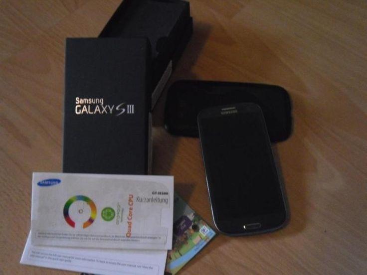 Verkaufe mein Samsung Galaxy S3. Top 1A Zustand,kein Kratzer, absolut Neuwertig, nur 4 Monate in Gebrauch ! (Siehe Fotos) 4,8 Zoll ,12,2 cm Touch-Display, 16 GB Speicher, Android 4.3), In Original Verpackung und mit allem Original Zubehör :Ladegerät, Ohrhörer Gebrauchsanweisung usw . Zusätzlich mit : Geräteschutz und Displayschutzfolie   1GB SpeicherChip ! VHB 155,- euro