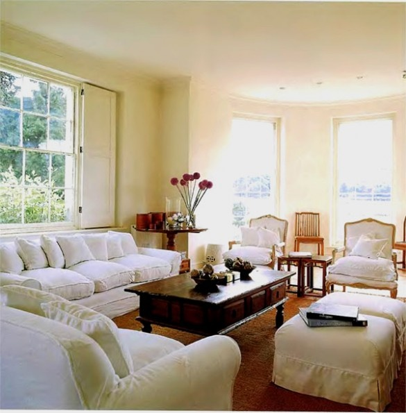 Colonial Home Interior Design Ideas: 64 Best Images About Colonial Living Room Designs On