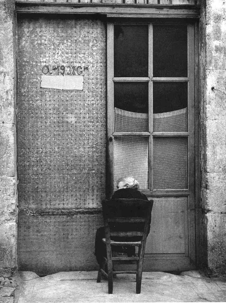 Italian Vintage Photographs ~ Enzo Sellerio (1924 - 2012) - Photographer In Sicily.