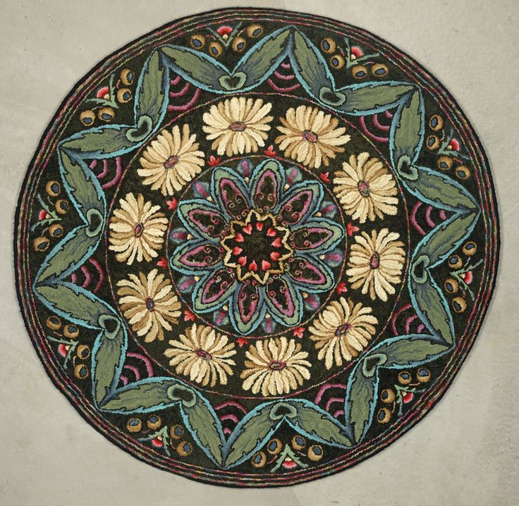 2126 Best Images About Rug Hooking On Pinterest Paper