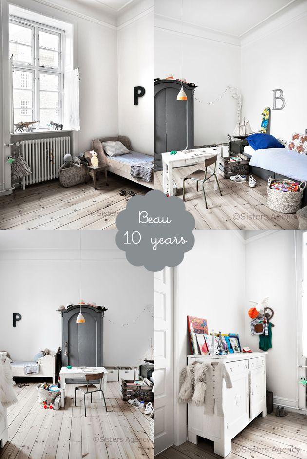 37 best room to bloom features images on pinterest child room room kids and childrens bedroom for Scandinavian childrens bedroom