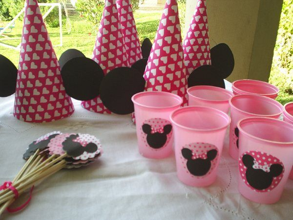 Ms de 25 ideas increbles sobre Cumpleaos de minnie en Pinterest  Fiesta de minnie mouse
