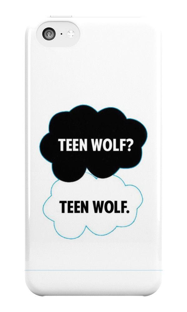 Teen Wolf? Teen Wolf. by Teen Merchandise