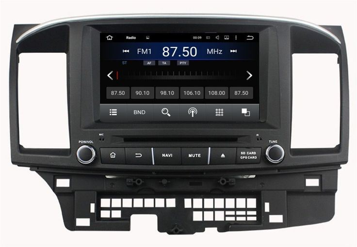 """1024*600 Android 5.1 HD 2 din 8"""" Car Radio dvd gps for Mitsubishi LANCER 2014 2015 With 3G WIFI Bluetooth TV USB DVR Mirror link"""