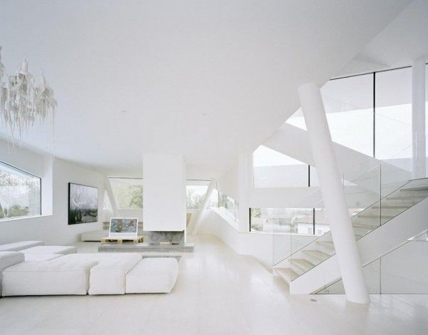 All White Interiors 365 best interiors images on pinterest | architecture, stairs and