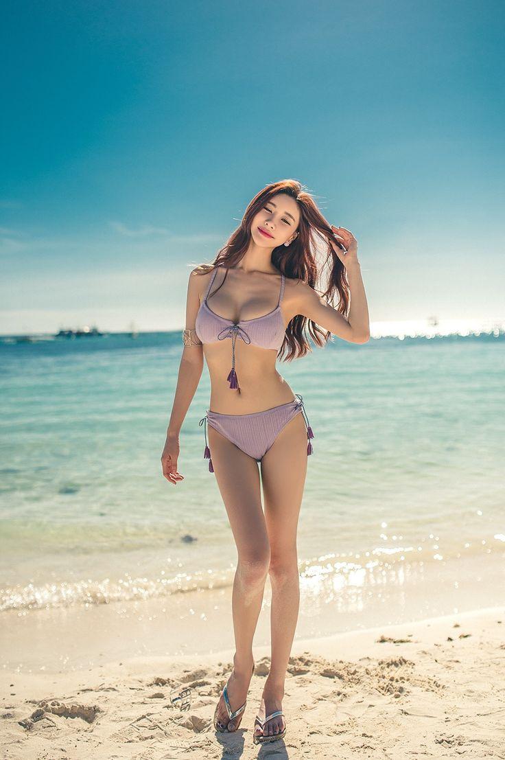 Gravure & Glamour — Hyemi | Korean Beauty | Bikini girls ...