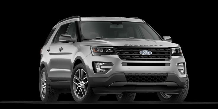 38 best transportation images on pinterest cars dream cars and 2016 ford explorer sport ingot silver fandeluxe Choice Image