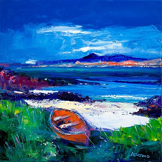 Art Prints Gallery - Iona And Ben More Mull, £30.00 (http://www.artprintsgallery.co.uk/John-Lowrie-Morrison/Iona-And-Ben-More-Mull.html)