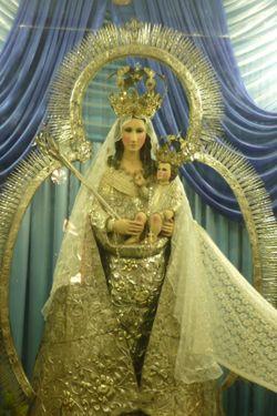 Virgen de Plata Chiantla
