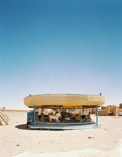 Desert Ride #1  by Stefan Ruiz