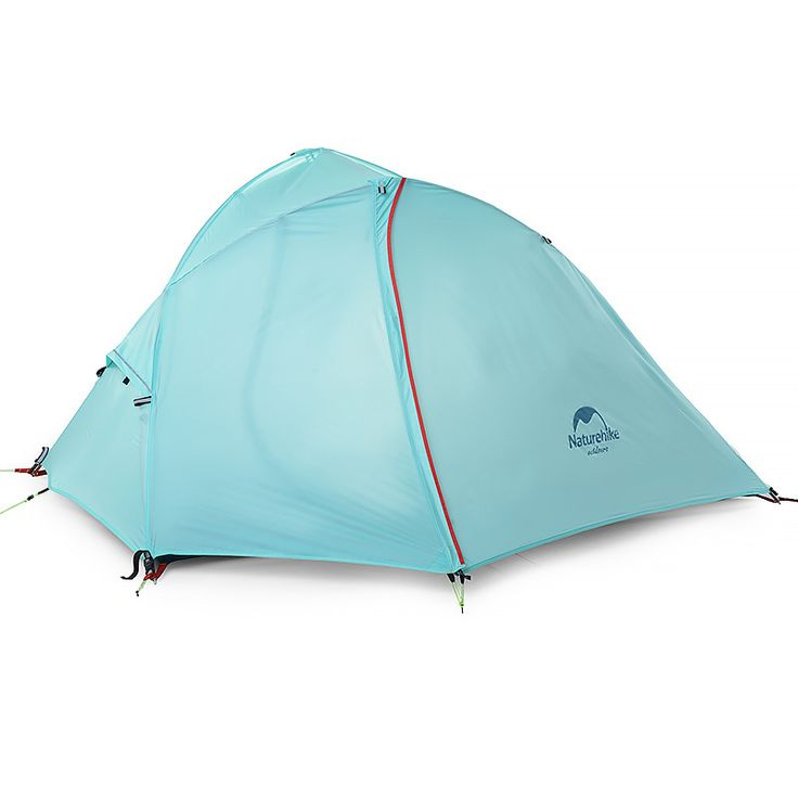 survival tips Naturehike Silicone Person Double Layers Tent NH Outdoor One Bedroom C&ing Tent With Mat 2 Colors 3 Seasons ** Detailed information can be ...  sc 1 st  Pinterest & 134 best Camping Hiking Tent Tent Accessories images on Pinterest ...