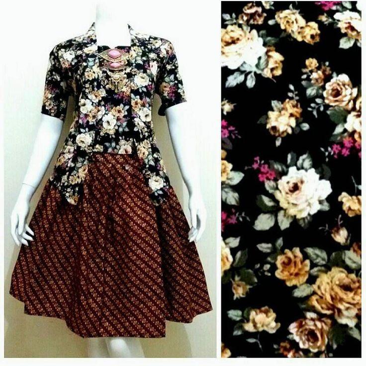Kembangan Kutubaru  165K  Cewek : All Size  Order Line. : dewiprasetyos WA. : 082220388898 BBM. : 5B7276CS  #kutubaru #kutubarumodern #kebayamodern #kebaya #kebayamurah #kebayabali #murahmeriah #dress #rok #kondangan #blouse #batikmurah #batik #emboss #cewek #bandung #surabaya #medan #kalimantan #samarinda #samosir #jogja #malang #jawatengah#tgif #jumatbatik #bajukantor #batikkantoran #bolero #bolerobatikjumbo by butik27_boutique