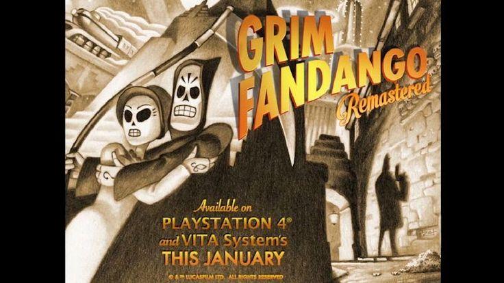 Juegos para todos: Grim Fandango Remastered